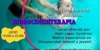 Curso de Hidrocinesterapia WEB